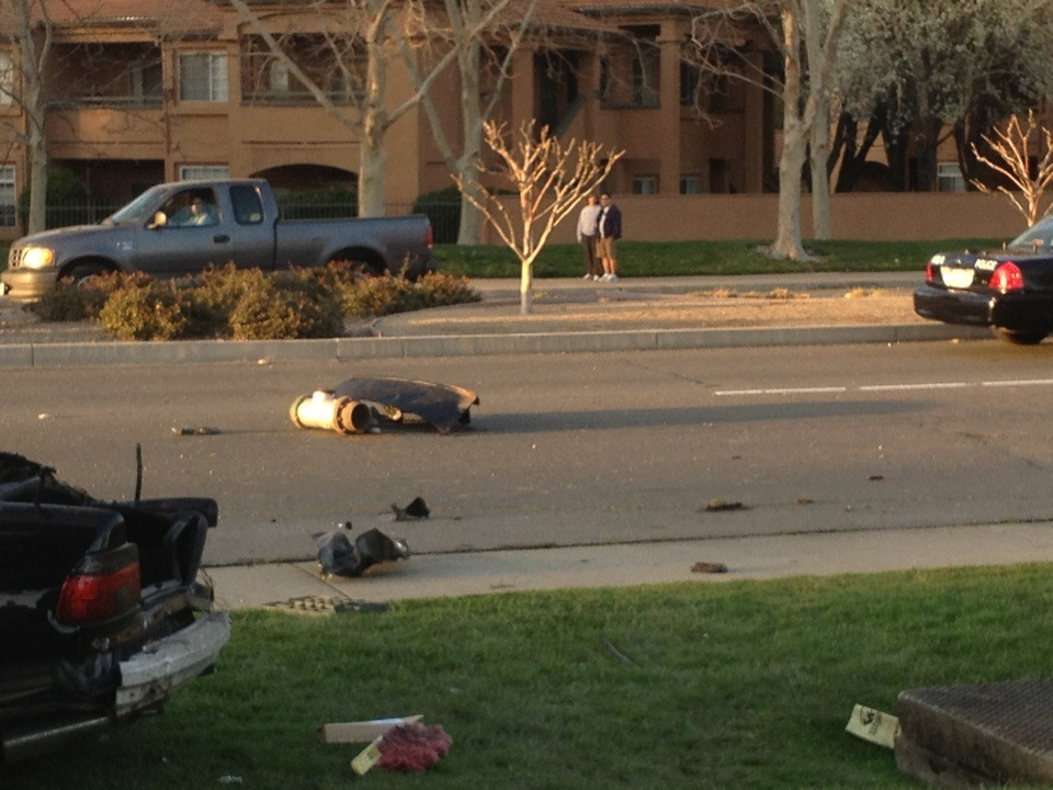 Natomas, CA - Police Seek Witnesses To Natomas Accident | The