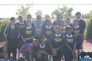 Kudos: Natomas Middle School Panthers' Winning Season