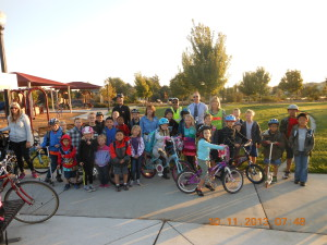 Natomas Students Participate in Walktober Event