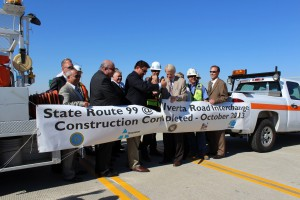 Elverta Road Interchange Opens on State Route 99