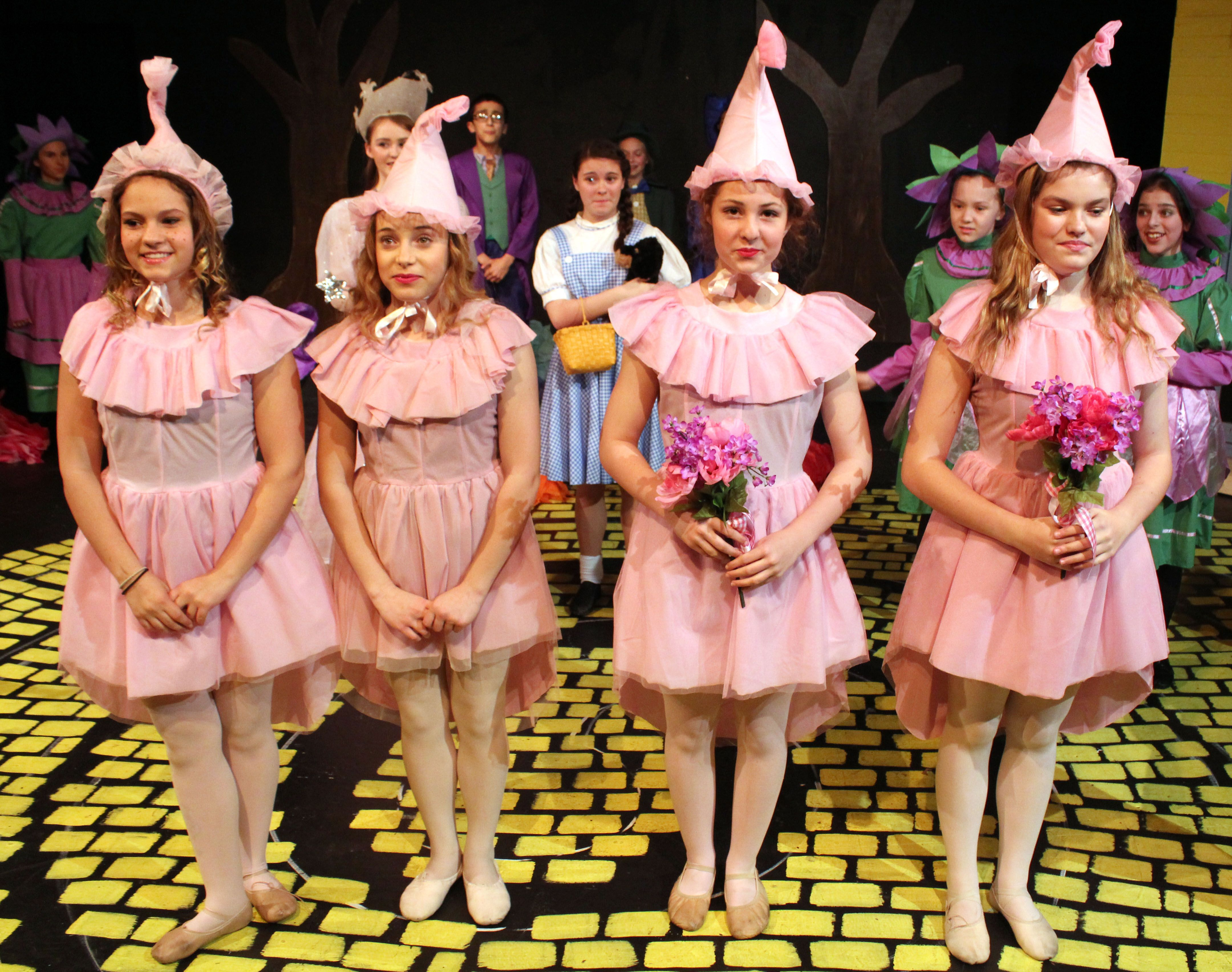 Natomas, CA - On Stage in Natomas: The Wizard of Oz, Jr. | The ...