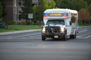 Extra Fix 50 Shuttle Service Discontinued from Natomas