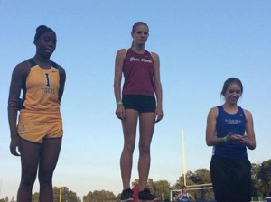 Kudos: Inderkum Athlete Advances to State Track Meet