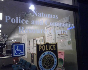SacPD Holds Office Hours at Natomas Center
