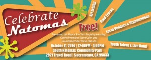 For the Family: Celebrate Natomas on Saturday