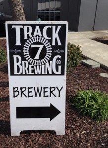 Track 7 Receives a Warm Natomas Welcome