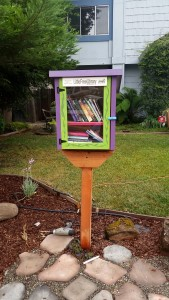 New Little Free Library Now Open in Natomas