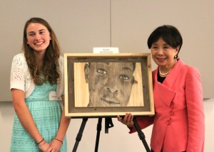 Inderkum Student Wins Congressional Art Contest