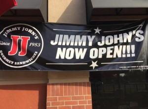 Jimmy John's Now Open in Natomas