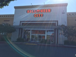 2 Halloween Stores to Choose from in Natomas