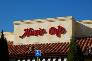 In 2009, Mimi's Cafe was a reader favorite. / Photo: M. Laver