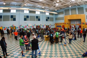 Natomas Cares: 50 Bikes for 50 Kids