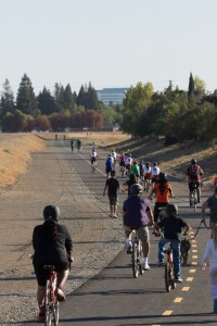 New Bike Trail in North Natomas Needs Name