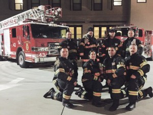 Natomas' New Ladder Trucks Goes into Service