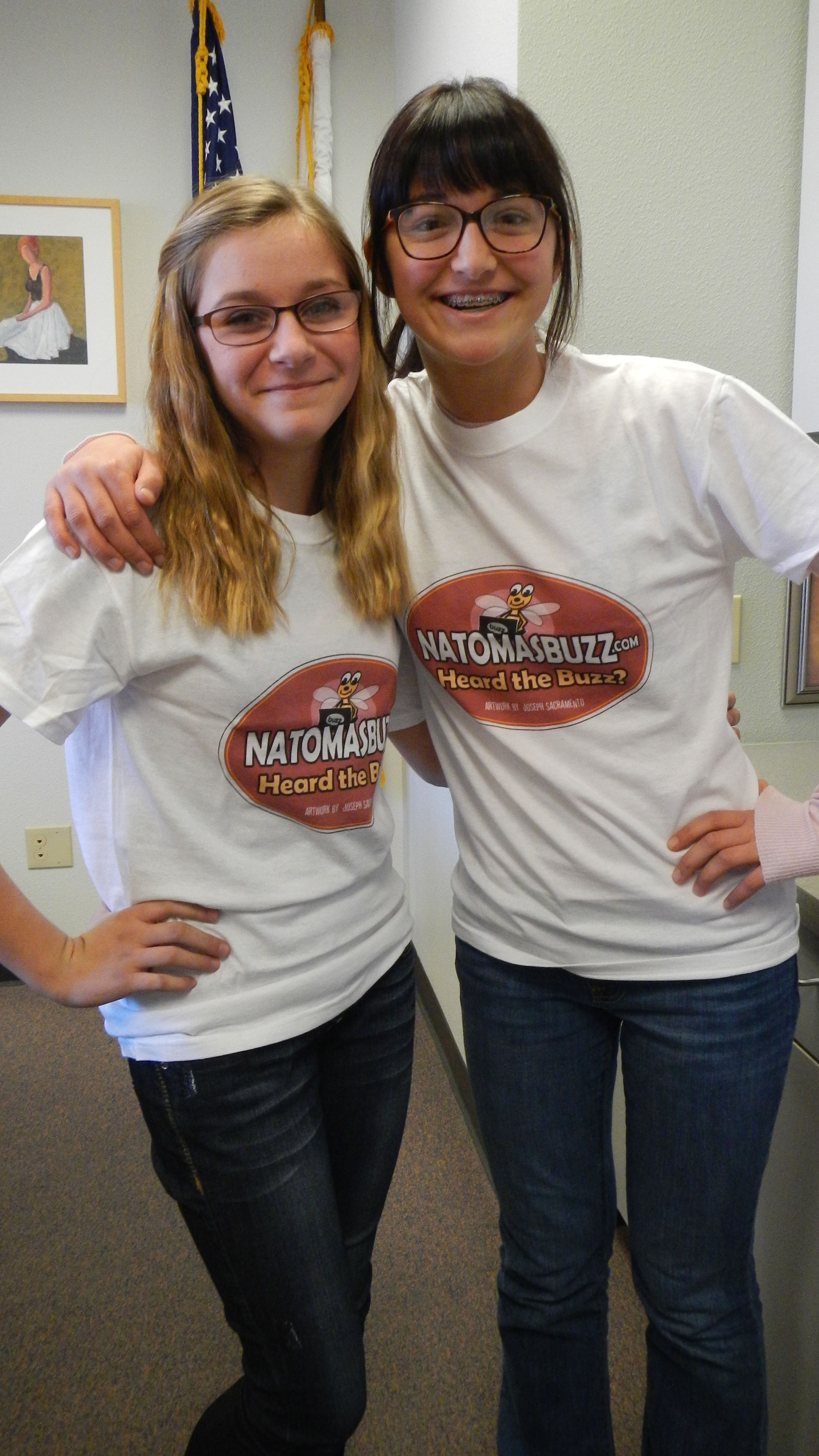 Natomas Buzz Interns