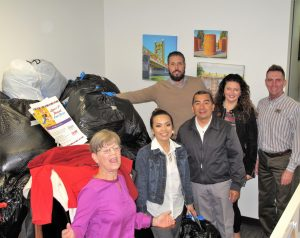 Natomas Cares: Local Realtors Collect Coats