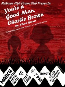 On Stage In Natomas: You're A Good Man, Charlie Brown