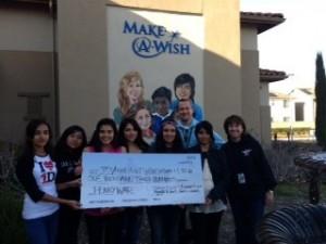 Natomas Cares: Heron Students Support 3 Charities