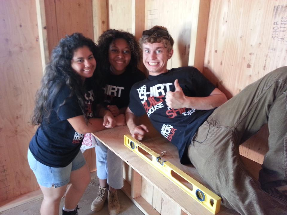 Zach Watts-18,Senior, Marissa Rosales-16,Junior and Aryana   Del Socorro Harris,16,Junior