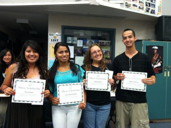 nhsbandscholarships2013