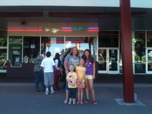 Natomas Families Beat the Heat with $1 Movies