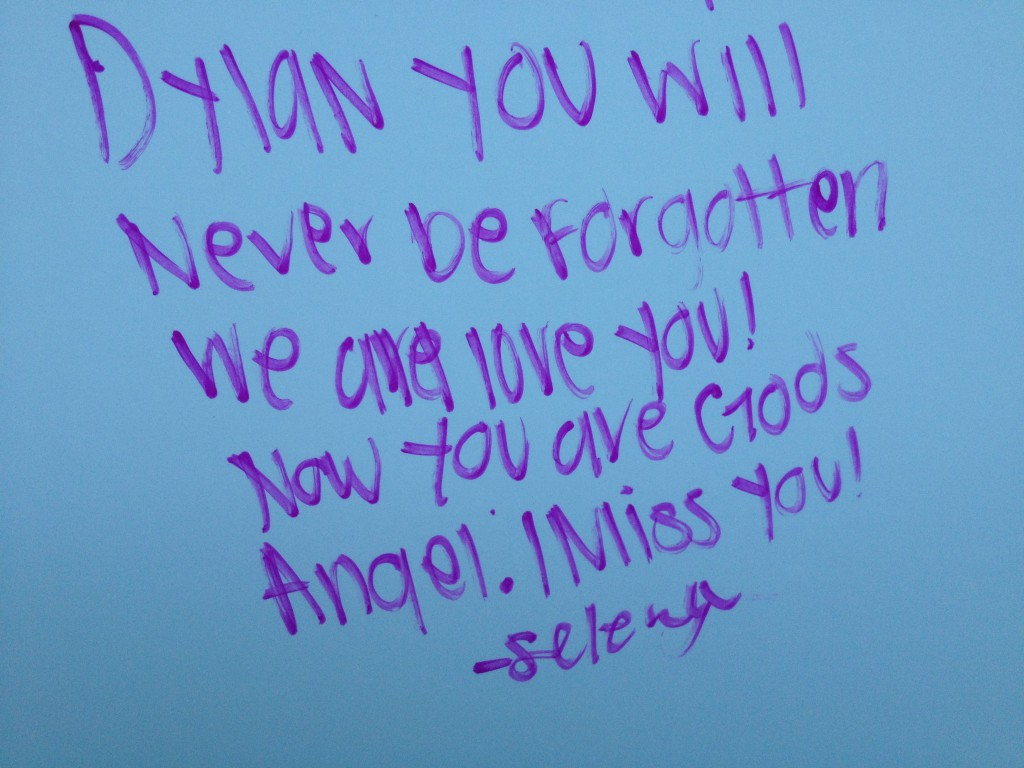 Messages for Dyan Akins.