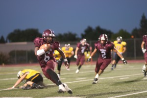 New Natomas Football Coach has High Hopes for Team