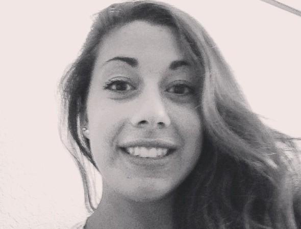 Federica Zotta, 17, a senior from Italy.