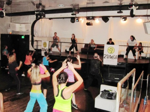 "Zumbathon charity event ""Make Every Move Count."" / Courtesy Photo"