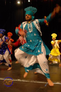 On Stage in Natomas: Bhangra State of Mind