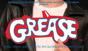 On Stage in Natomas: Grease is the Word