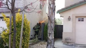 SacFire Douses Natomas House Fire