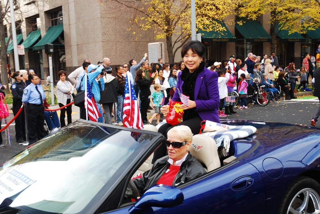 Congresswoman Doris Matsui.