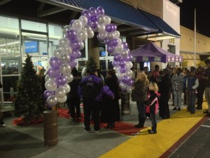 Cousins Takes 100 Kids Shopping at Natomas Walmart