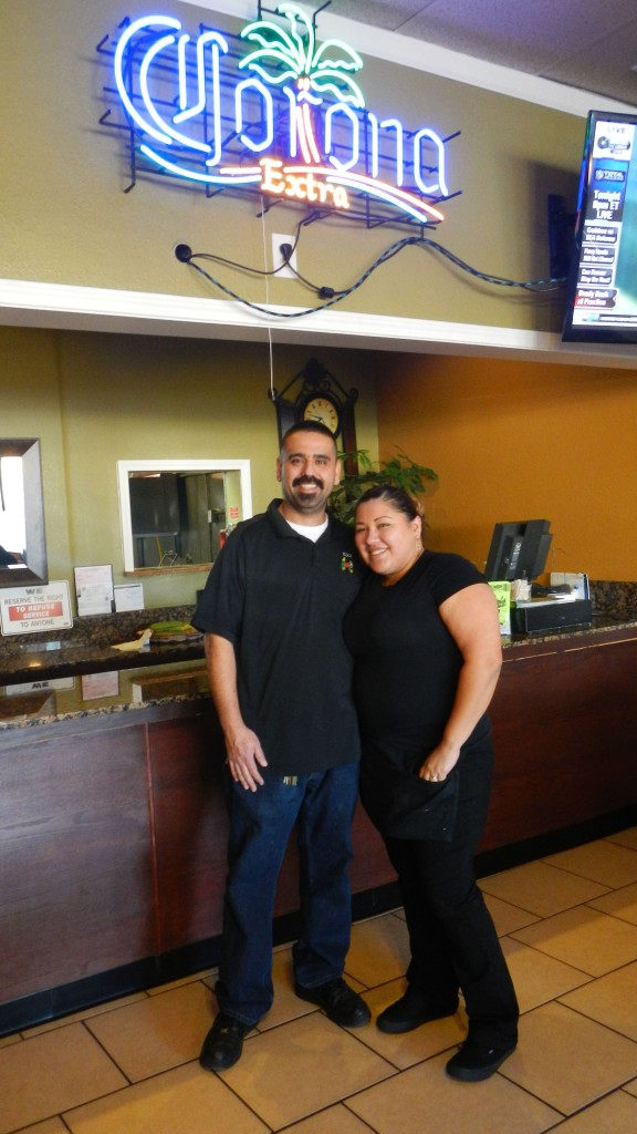 Miguel and Beatrice Gomez at 524 Mexican Restaurant #2 in the Northgate-Gardenland area of Natomas.