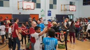 Natomas Cares: 50 Kids Get 50 New Bikes