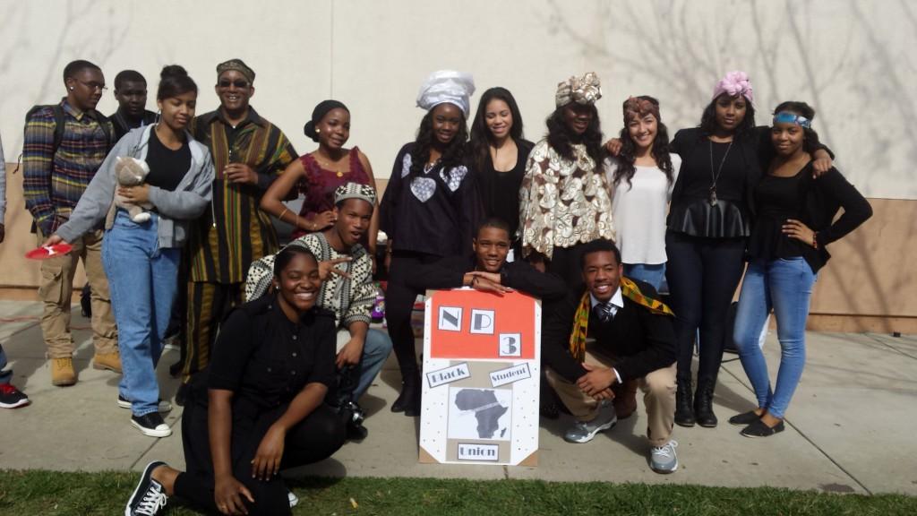 NP3's Black Student Union