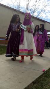 Pakistani students.