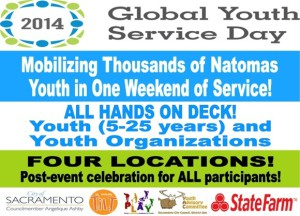 For a Good Cause: Global Youth Service Day in Natomas