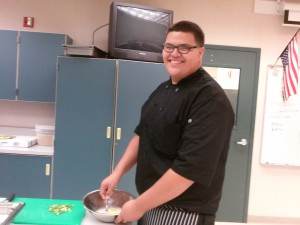 Discovery High Culinary Program Is Cookin'