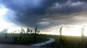 Photo Gallery: Cinco de Mayo Storm in Natomas