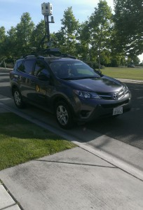 Seen in Natomas: Bing Maps on the Prowl