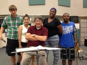 Longtime Natomas High Band Teacher Mike Seto Retires