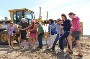 City Breaks Ground on New 10.6-acre Park in Natomas