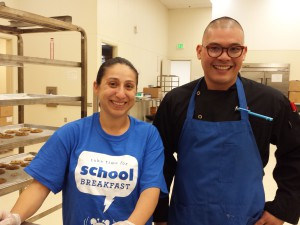 Caguin Not Cooking Typical School Lunches in Natomas