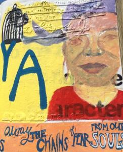 Seen in Natomas: Remembering Maya Angelou