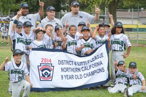 Kudos: North Natomas Little League Defeats West Sac