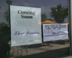 Brand-New Thai Restaurant to Open in Natomas