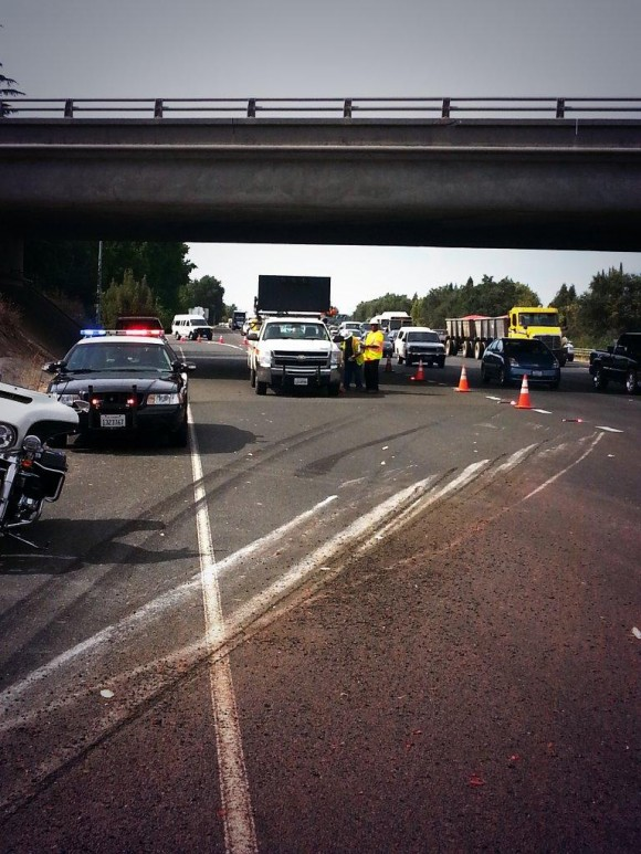 Photo by CHP officer Chad Hertzell