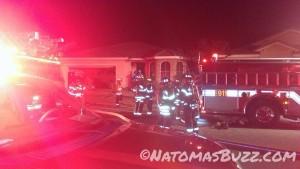 SacFire Knocks Down Blaze in Vacant Natomas Home